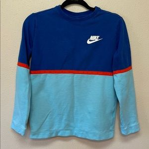 NIKE Kids Pullover Sweatshirt